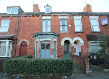 Thumbnail 3 bed terraced house to rent in Suffolk Street, Hull
