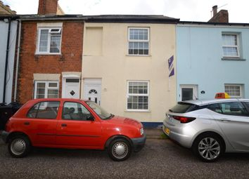 Thumbnail 2 bed terraced house for sale in Charles Street, Exmouth, Devon