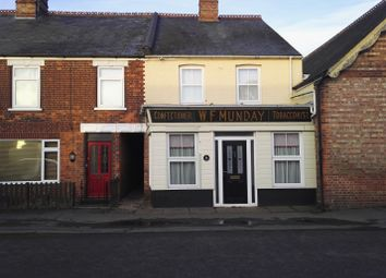Thumbnail 4 bedroom terraced house for sale in Sutton Road, Terrington St. Clement, King's Lynn