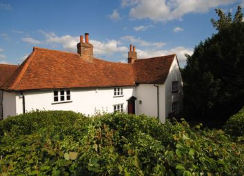 Thumbnail 5 bed cottage for sale in Blasford Hill, Little Waltham, Chelmsford
