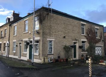 Thumbnail 2 bed end terrace house for sale in Knowl Street, Stalybridge, Cheshire, United Kingdom