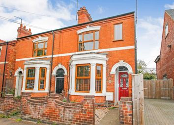 Thumbnail 3 bed terraced house for sale in Higham Road, Rushden