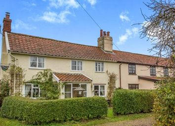 Thumbnail 2 bedroom semi-detached house for sale in Pulham St. Mary, Diss, Norfolk