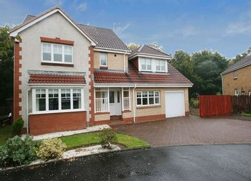 Thumbnail 4 bedroom detached house to rent in Fernlea, Bearsden