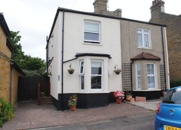 Thumbnail 3 bed semi-detached house for sale in Lymington Avenue, Leigh-On-Sea