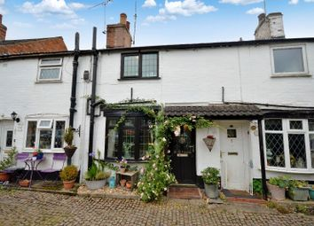Thumbnail 1 bed terraced house for sale in Meadow View, Oadby, Leicester