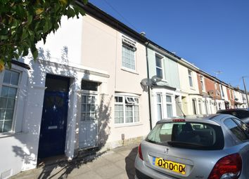 Thumbnail 2 bed terraced house to rent in Trevor Road, Southsea
