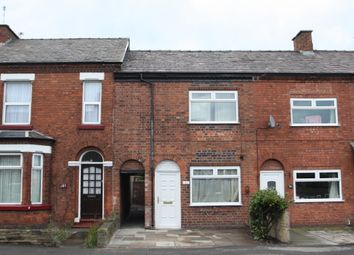 Thumbnail 2 bed terraced house to rent in 183 Middlewich Road, Northwich