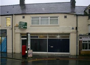 Thumbnail Retail premises to let in 65 Market Street, Holyhead, Anglesey