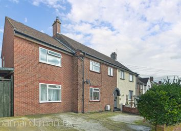 Thumbnail 4 bed semi-detached house for sale in Cherry Crescent, Brentford