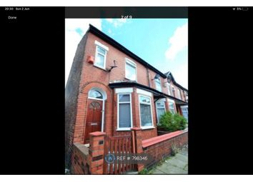 Thumbnail Room to rent in Fairfield Street, Salford