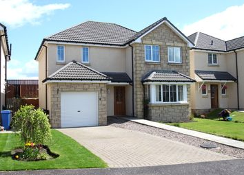 Thumbnail 4 bed detached house for sale in Bluebell Gardens, Cardenden, Fife