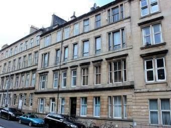 Thumbnail 1 bed flat to rent in 68 West End Park Street, Glasgow