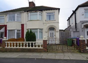 3 bed semi-detached house for sale in Ayrshire Road, Walton, Liverpool L4
