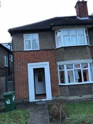 Thumbnail 1 bed maisonette to rent in Beechcroft Avenue, Harrow