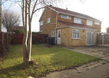 Thumbnail 3 bed semi-detached house for sale in Wenlock Lane, Great Sutton, Ellesmere Port