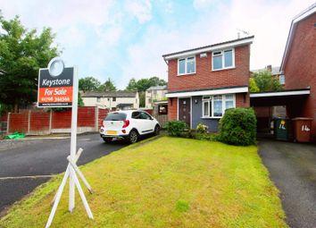 Thumbnail 2 bed detached house for sale in Burdett Avenue, Norden, Rochdale