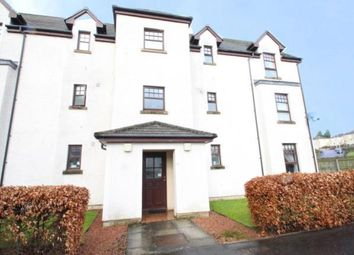 Thumbnail 2 bed flat for sale in Castlefield Court, Millerston, Glasgow