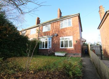 Thumbnail 3 bedroom semi-detached house for sale in Wheatley Lane, Burton-On-Trent