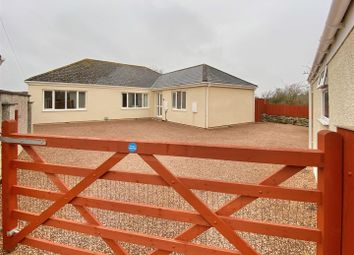 Thumbnail 5 bed detached bungalow for sale in Third Avenue, Billacombe, Plymouth