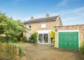 Thumbnail 3 bed detached house for sale in Green Close, Great Staughton, St. Neots