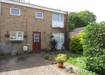 Thumbnail 3 bed end terrace house for sale in Caistor Close, Southampton