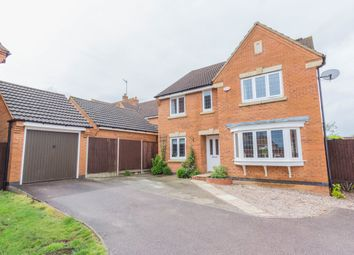 4 bed detached house for sale in Presland Way, Irthlingborough, Wellingborough NN9