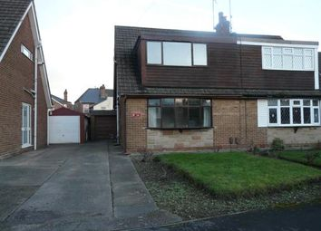 Thumbnail 2 bed semi-detached house for sale in Allestree Close, Alvaston, Derby, Derbyshire