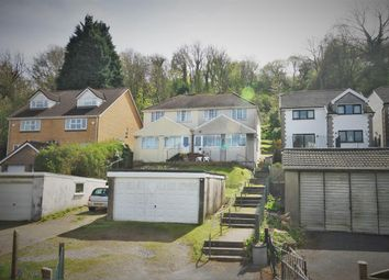 Thumbnail 3 bed semi-detached house for sale in Glen Road, West Cross, Swansea