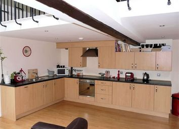 Thumbnail 3 bedroom flat to rent in The Tannery, Lawrence Street, York