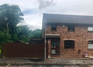 Thumbnail 2 bed end terrace house for sale in Nairn Place, Brancumhall, East Kilbride