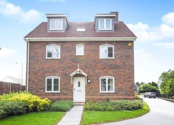 Thumbnail 4 bed detached house for sale in River Court, Brentwood