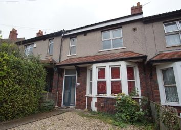 Thumbnail 4 bed terraced house to rent in Muller Road, Horfield, Bristol