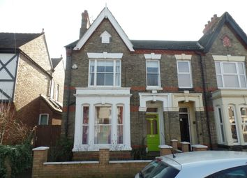 Thumbnail 4 bedroom property to rent in Oundle Road, Woodston, Peterborough