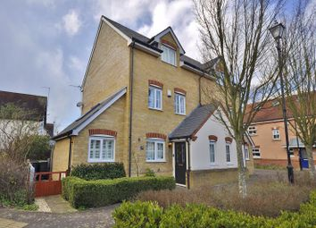 Thumbnail 3 bed semi-detached house for sale in Deer Park Way, Waltham Abbey
