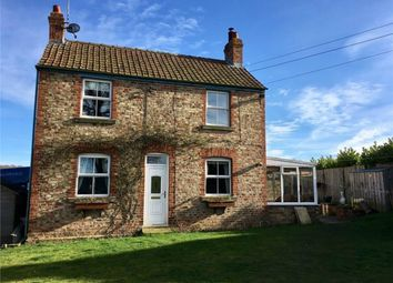 Thumbnail 3 bed detached house for sale in Glebe House, Burythorpe, Malton, North Yorkshire