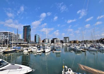 Thumbnail 2 bed flat for sale in Sapphire Court, Southampton