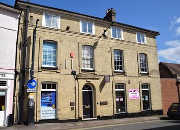 Thumbnail Office to let in First Floor, 18 Bury Street, Stowmarket