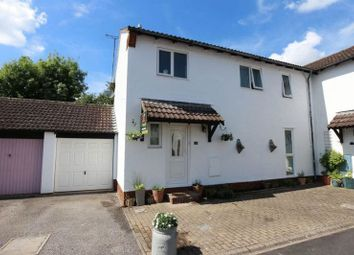 Thumbnail 3 bed semi-detached house for sale in Tallow Lane, Wanborough, Swindon