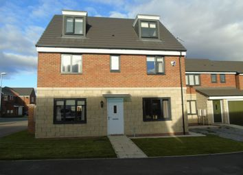 Thumbnail 5 bedroom detached house for sale in Derwent Water Drive, Blaydon-On-Tyne