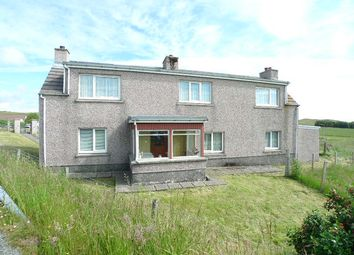 Thumbnail 4 bed detached house for sale in Heather Cottage, Leurbost, Lochs, Isle Of Lewis