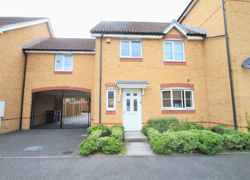 Thumbnail 3 bed semi-detached house for sale in Brandon Close, Chafford Hundred, Grays