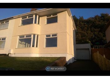 Thumbnail 3 bed semi-detached house to rent in Meadow Road, Neath