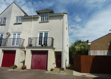 Thumbnail 3 bed end terrace house for sale in Bronshill Mews, Torquay