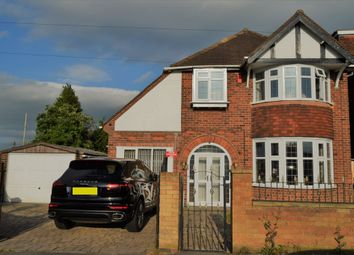 Thumbnail 3 bed detached house for sale in Colchester Road, New Humberstone, Leicester