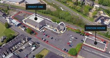 Thumbnail Commercial property for sale in New Hall Hey Road, Rossendale, Lancashire