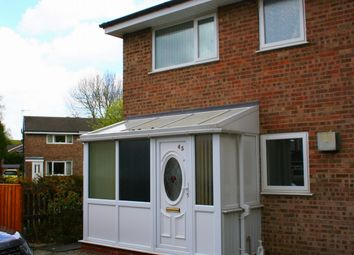 Thumbnail 1 bed terraced house to rent in Harperley, Chorley