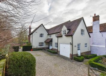 Thumbnail 4 bed detached house for sale in Church Street, Dunmow