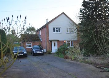 Thumbnail 3 bed detached house for sale in Harwich Road, Lawford, Manningtree