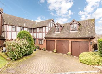 Thumbnail 5 bed detached house for sale in The Oaks, Knightlow Road, Harborne